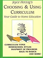 Choosing & Using Curriculum: Your Guide to…