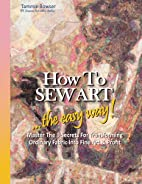 How To Sew Art by Tammie Bowser