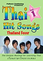 Thai Hit Songs, Vol. 1: Thailand Fever - The…