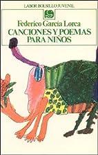 Canciones y poemas para niños…