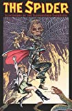 McGregor, Don: THE SPIDER   PB: Scavengers of the Slaughtered Sacrifices
