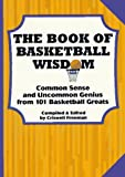 Freeman, Criswell: The Book of Basketball Wisdom
