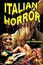 Italian Horror by Jim Harper