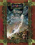 Jones, Spike Y.: The Return of the Stormrider (Ars Magica Fantasy Roleplaying)