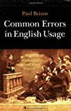 Brians, Paul: Common Errors in English Usage