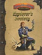 Explorer's Society by Peter Flanagan