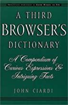 A Third Browser's Dictionary by John…