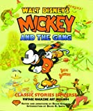 Gerstein, David: Walt Disney's Mickey And the Gang: Classic Stories in Verse