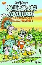 Uncle Scrooge Adventures, Barks/Rosa…