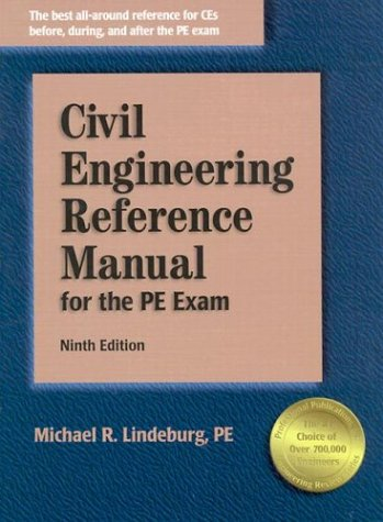 civil-engineering-reference-manual-for-the-pe-exam-ninth-edition
