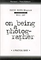 On Being a Photographer: a Practical Guide…
