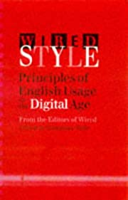 Wired Style: Principles of English Usage in…