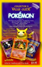 Pokemon Collector's Value Guide:…