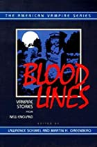 Blood Lines: Vampire Stories from New…