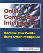 Online Competitive Intelligence, 2nd…
