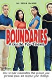 Val J. Peter: Boundaries: A Guide for Teens