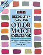 Decorative Painting Color Match Sourcebook…