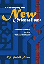 Challenging the New Orientalism: Dissenting…
