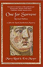 One for sorrow by Mary Reed