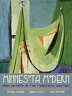 Minnesota Modern: Four Artists of the…
