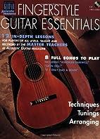 Fingerstyle Guitar Essentials Book/CD…