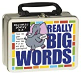 Magnetic Poetry: Really Big Words - Kids (Magnetic Poetry)