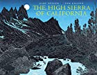 The High Sierra of California by Gary Snyder