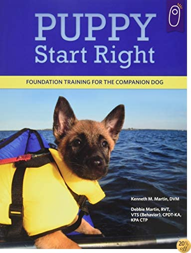 TPuppy Start Right: Foundation Training for the Companion Dog (Karen Pryor Clicker Book)