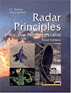 Radar Principles for the Non-Specialist by…