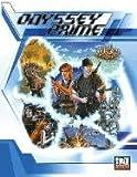 Tony Lee: Odyssey Prime Corebook