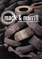 MAP 7: Mack & Merrill (The Michigan…