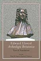 Archæologia Britannica: Texts and…