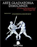 Arte Gladiatoria Dimicandi: 15th Century…