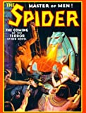Stockbridge, Grant: The Spider (#36): The Coming of the Terror