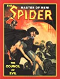 Stockbridge, Grant: The Spider #85: The Council Of Evil