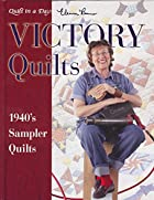 Victory Quilts by Eleanor Burns