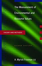 The Measurement of Environmental and…