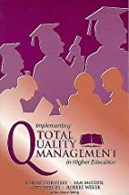 Implementing Total Quality Management in…