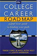 College to Career Road Map: A Four-Year…