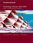 Technology Forecast: 2002-2004, Volume 1 by…