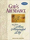 Miller, Kathy Collard: God&#39;s Abundance: 365 Days to a Simpler Life