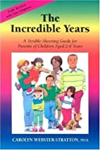 The Incredible Years: A Trouble-Shooting…