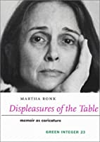 Displeasures of the Table by Martha Ronk