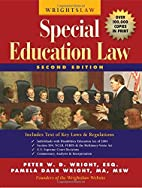 Wrightslaw: Special Education Law, 2nd…