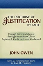 The Doctrine of Justification by Faith by…