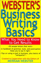 Webster's Business Writing Basics by…