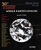 Original Whole Earth Catalog, Special 30th…