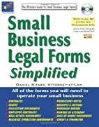 Small Business Legal Forms Simplified: The…