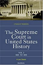 The Supreme Court in United States History,…