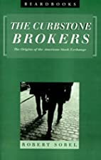 The curbstone brokers; the origins of the…
